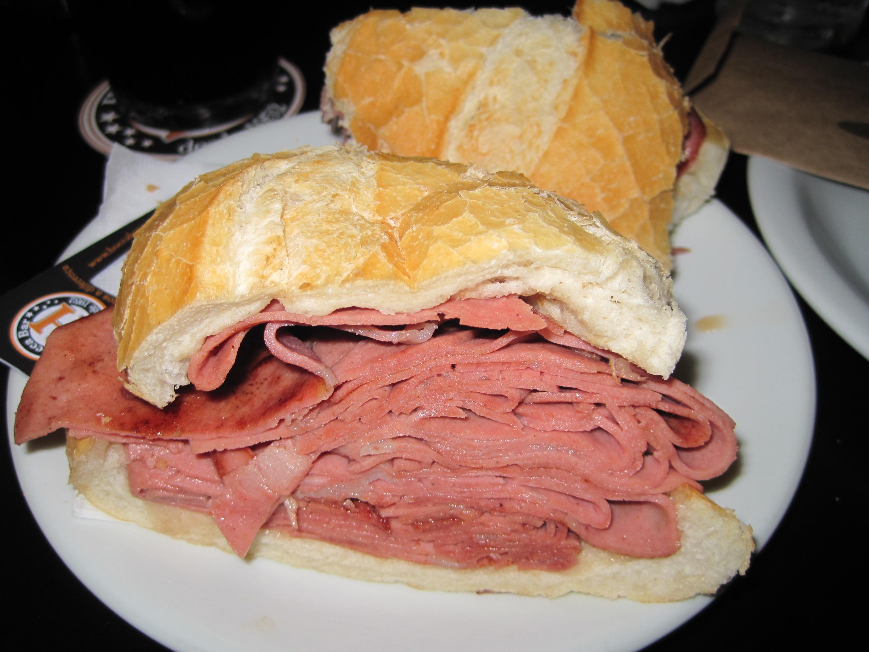 Market Sandwich Recipe — Dishmaps
